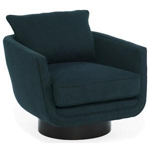 Sam Moore Easton Swivel Chair
