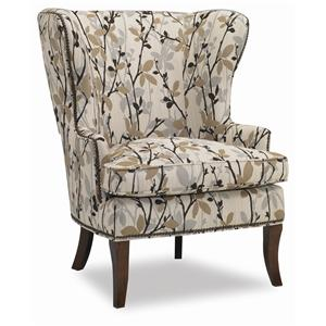 Sam Moore Hamlin Wing Chair