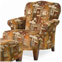 Sam Moore Inga Pressback Chair - Item Number: 5555.11