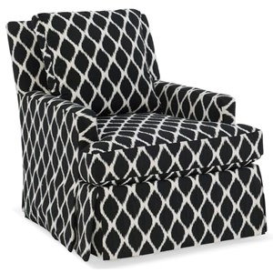 Sam Moore Iris Swivel Chair