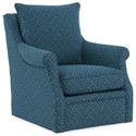 Sam Moore Lacey Swivel Chair - Item Number: 1846-300245-45
