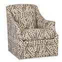 Sam Moore Lark Swivel Chair - Item Number: 1756-21-9516 Rock