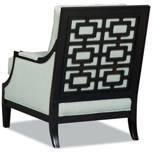 Sam Moore Loki Exposed Wood Chair