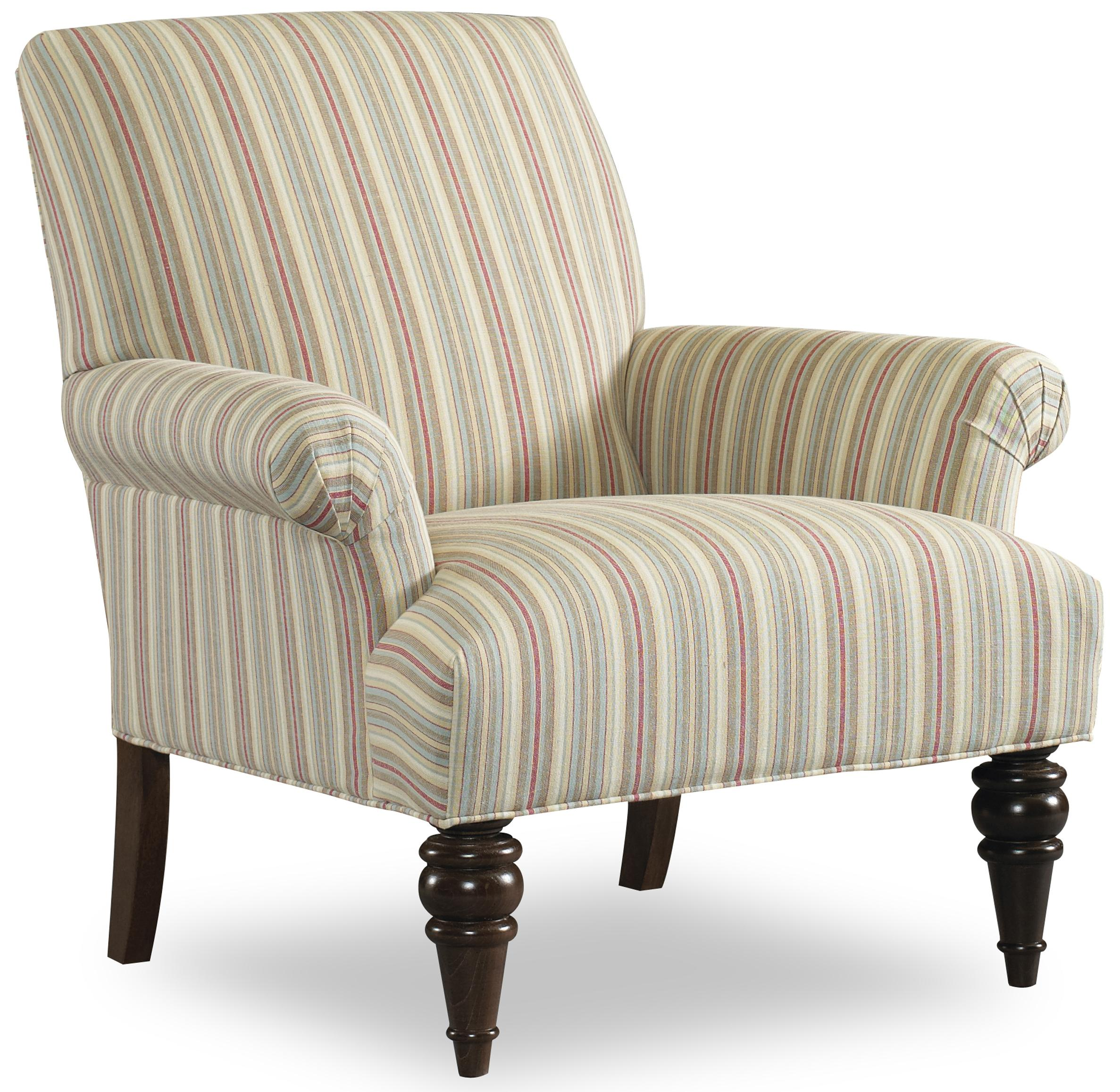 Sam Moore Luxton Upholstered Chair - Item Number: 1383.11