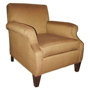 Sam Moore Mercury Upholstered Resting Chair
