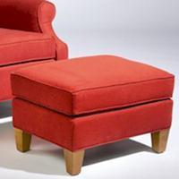 Sam Moore Mercury Upholstered Ottoman