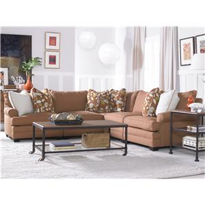 Sam Moore Morgan  Sectional Sofa