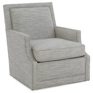Sam Moore Phoebe Swivel Chair