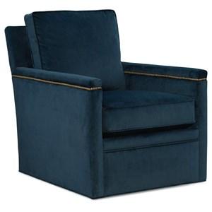 Sam Moore Raylen Swivel Chair