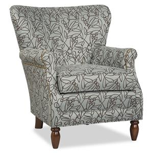 Sam Moore Ricci Wing Chair