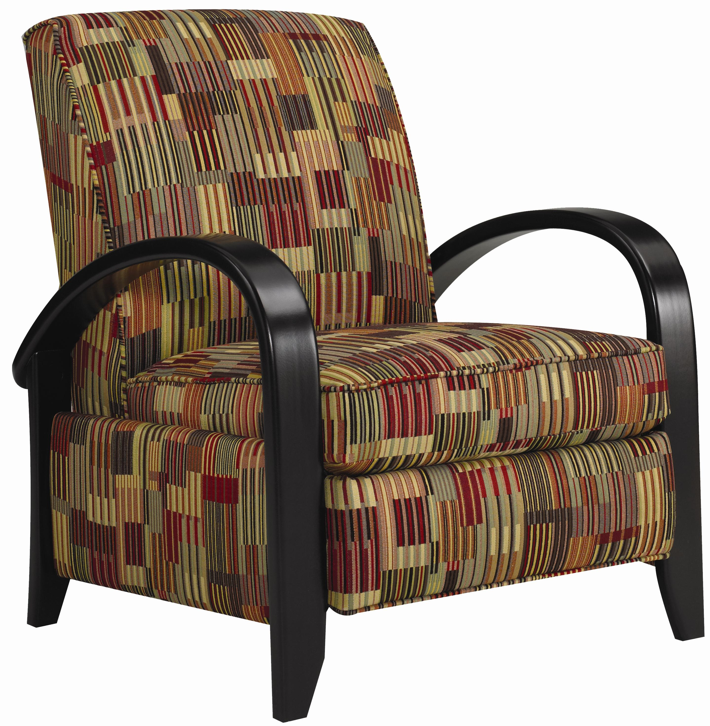Sam Moore Steamer Three Way Recliner With Bent Wood Arms   AHFA   Three Way  Recliner Dealer Locator