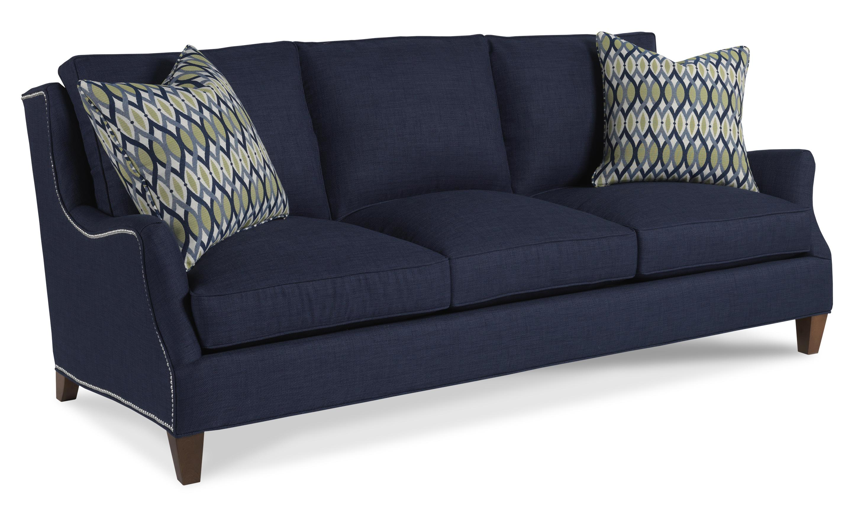 Sam Moore Tansy 3 Seater Stationary Sofa   Item Number: 7027 002