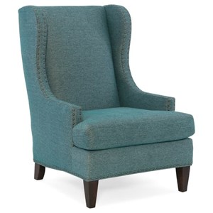 Sam Moore Tobias Wing Chair