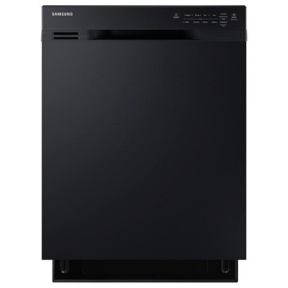 Samsung Appliances Dishwashers Front Control Dishwasher - Item Number: DW80J3020UB