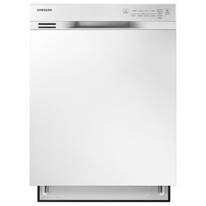 Samsung Appliances Dishwashers Front Control Dishwasher
