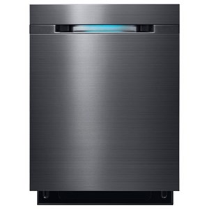 Samsung Appliances Dishwashers Top Control WaterWall™ Technology Dishwasher