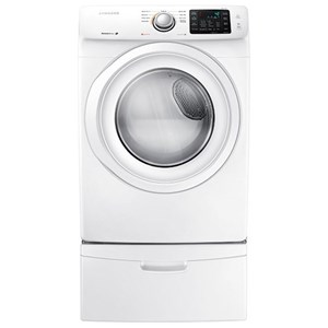 Samsung Appliances Dryers- Samsung 7.5 cu. ft. Electric Dryer