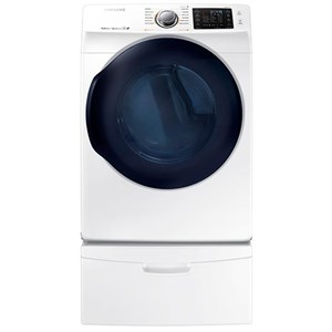 Samsung Appliances Dryers- Samsung DV6200 7.5 cu. ft. Electric Dryer