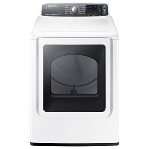 Samsung Appliances Dryers- Samsung 7.4 cu. ft. Large Capacity Electric Dryer