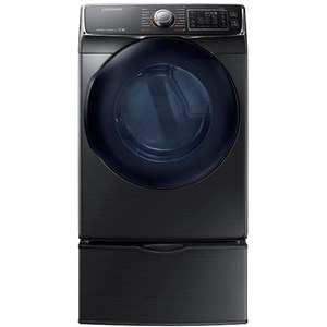 Samsung Appliances Dryers- Samsung DV50K7500 7.5 cu. ft. Electric Dryer