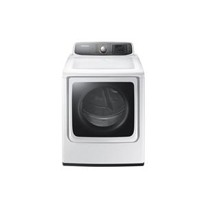 Samsung Appliances Electric Dryers 9.5 cu. ft. Electric Front Load Dryer