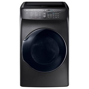 Samsung Appliances Dryers- Samsung DV9600 7.5 cu. ft. FlexDry™ Electric Dryer