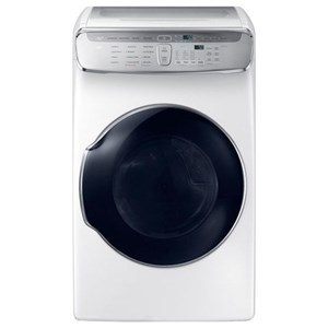 Samsung Appliances Dryers- Samsung DV9900 7.5 cu. ft. FlexDry™ Electric Dryer
