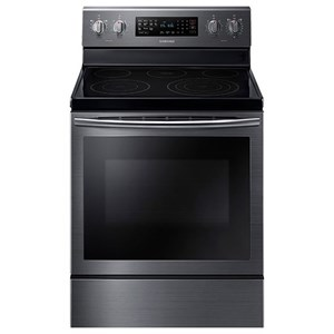 Samsung Appliances Electric Range- Samsung 5.9 cu. ft. Electric Convection Range