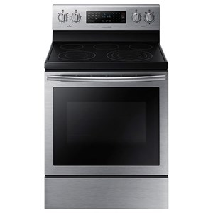 5.9 cu. ft. Electric Convection Range