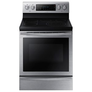 5.9 cu. ft. True Convection Electric Range