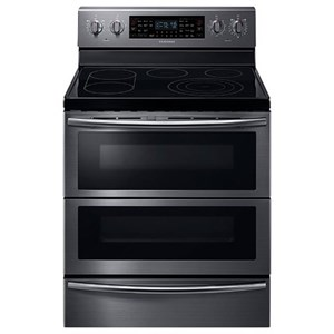 Samsung Appliances Electric Range- Samsung 5.9 cu. ft. Electric Flex Duo® Range