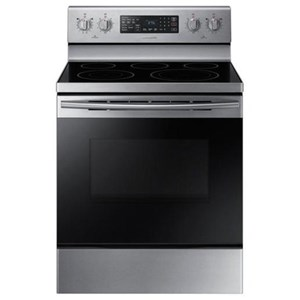 Samsung Appliances Electric Range 5.9 cu. ft. Freestanding Electric Range