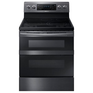Samsung Appliances Electric Range- Samsung 5.9 cu. ft. Freestanding Electric Range