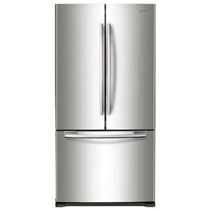 Samsung Appliances French Door Refrigerators 18 cu.ft. Counter Depth French Door Fridge