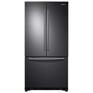 20 cu. ft. Capacity French Door Refrigerator