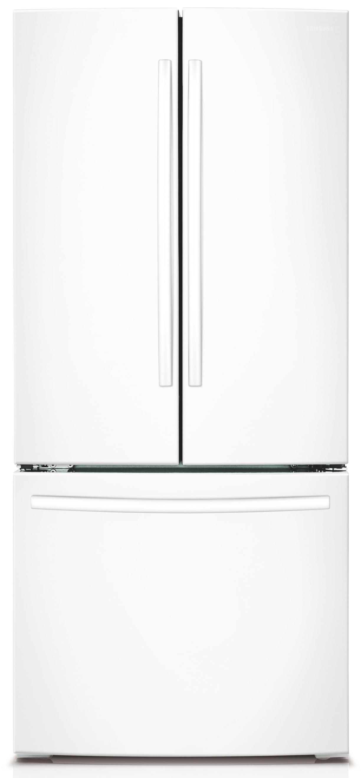 21.6 Cu. Ft. French Door Refrigerator