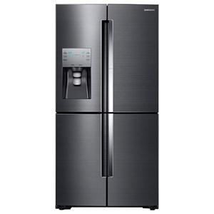 Samsung Appliances French Door Refrigerators 22 cu. ft. Counter Depth 4-Door Flex™ Fridge