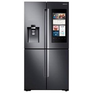 Samsung Appliances French Door Refrigerators 22 Cu.Ft. Counter Depth 4-Door Flex Fridge
