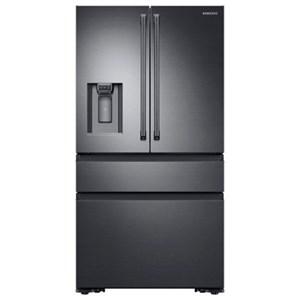 23 Cu.Ft. Counter Depth 4-Door Refrigerator
