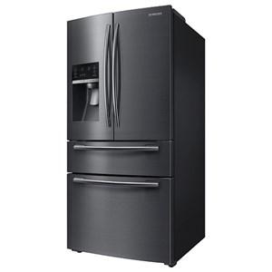 "Samsung Appliances French Door Refrigerators 33"" 25 cu. ft. French Door Refrigerator"