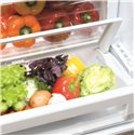 Samsung Appliances French Door Refrigerators ENERGY STAR® 25.5 Cu. Ft. French Door Refrigerator with Filtered Ice Maker - Full-Width Pantry Drawer with Separate Temperature Controls