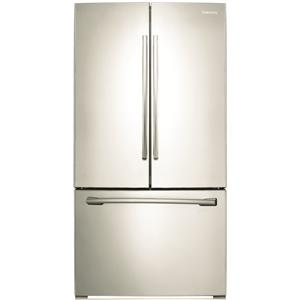 Samsung Appliances French Door Refrigerators 25.6 Cu. Ft. French Door Refrigerator