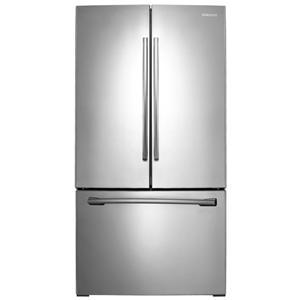 Samsung Appliances French Door Refrigerators 25.5 Cu. Ft. French Door Refrigerator