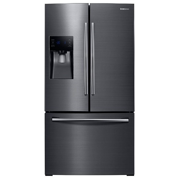 "36"" Wide, 25 Cu.Ft. French Door Refrigerator"