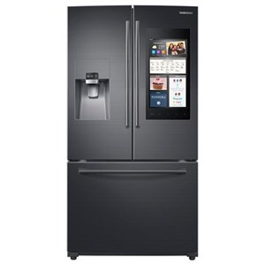 Samsung Appliances French Door Refrigerators 24 Cu.Ft. 3-Door French Door Refrigerator