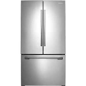 Samsung Appliances French Door Refrigerators 26 cu. ft. French Door Refrigerator with Twi