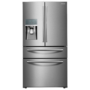 Samsung Appliances French Door Refrigerators 28 cu.ft. 4-Door French Door Showcase Fridge
