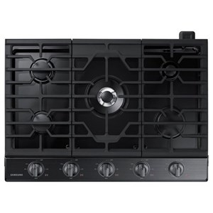 "Samsung Appliances Gas Cooktops - Samsung 30"" Gas Cooktop"