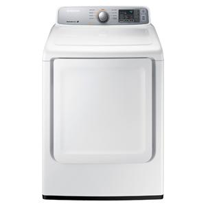 Samsung Appliances Gas Dryers  7.4 cu. ft. Gas Front Load Dryer