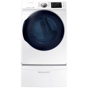 Samsung Appliances Gas Dryers - Samsung DV6200 7.5 cu. ft. Gas Dryer